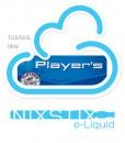 NixStix eliquid - e-cigarette juice - tobacco_players