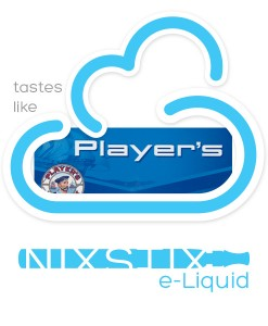 NixStix eliquid - e-cigarette juice - tobacco_players