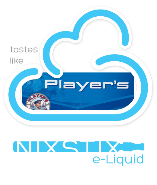 NixStix eliquid – e-cigarette juice – tobacco_players