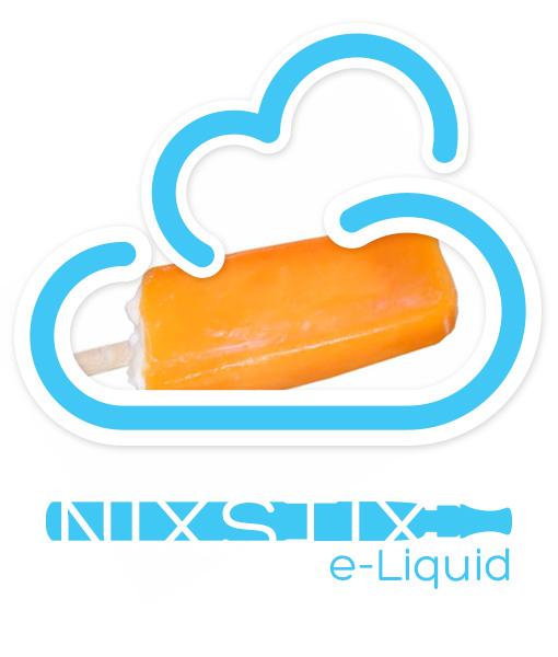 Orange Creamsicle eLiquid 1