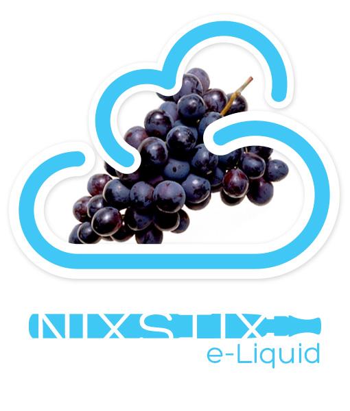 Grape eLiquid 1