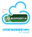 Export A Flavoured eLiquid