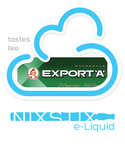 Export A Flavoured eLiquid 1
