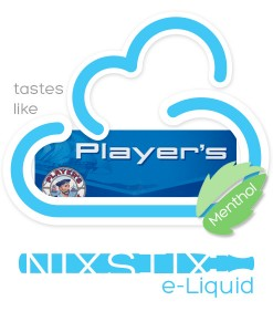 Players Menthol Flavoured eLiquid