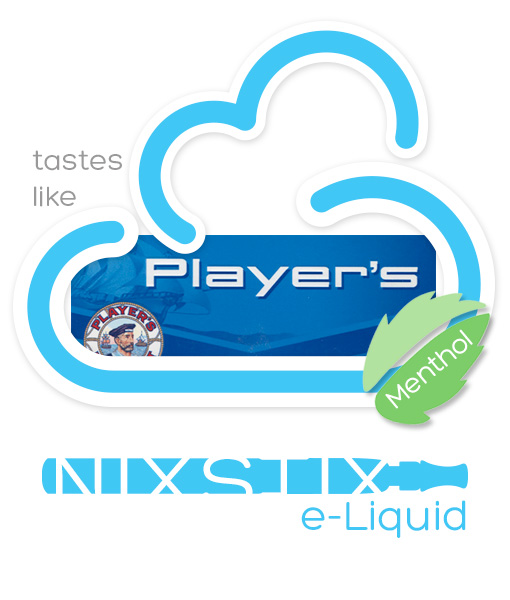 Players Menthol Flavoured eLiquid 1